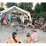 2013-08-02 - Strandparty